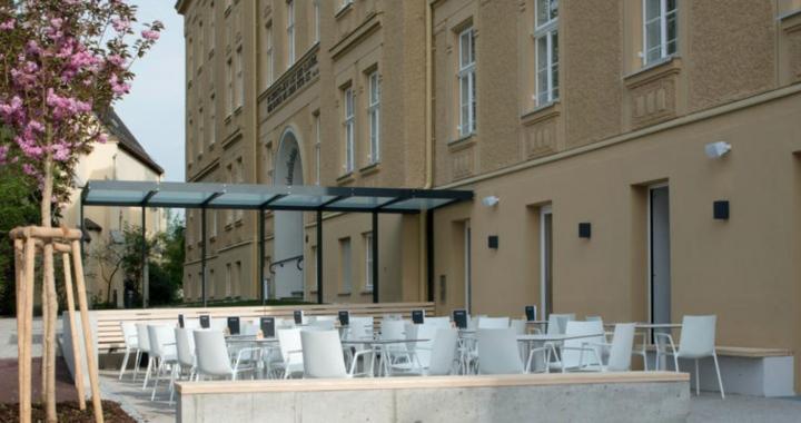 Café & Bistro KOWALSKI Gallneukirchen im historischen Haus Bethanien