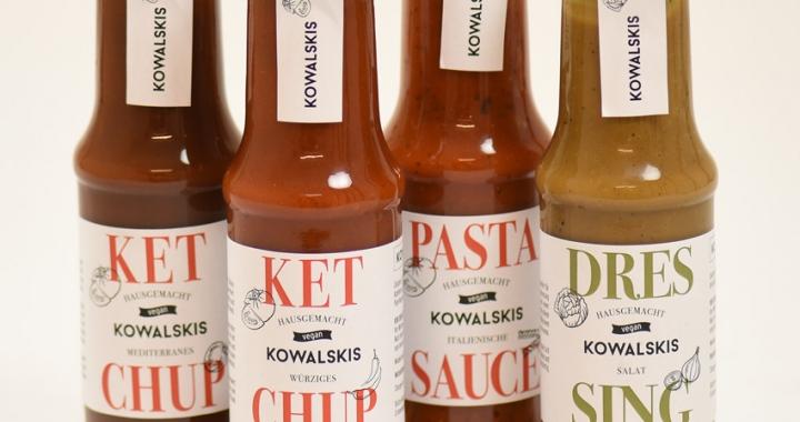 KOWALSKIs Genuss-Saucen für Zuhause